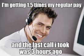 On Call Employee