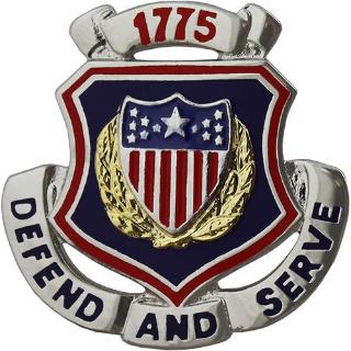 Adjutant General Insignia