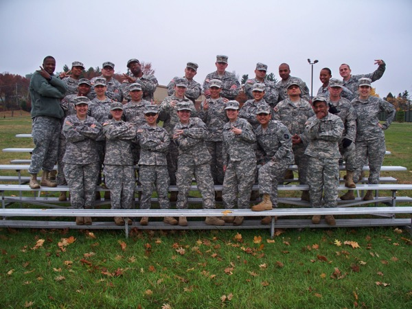 Devens Phase 1 Class