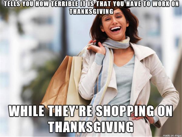 Retail Thanksgiving 2014