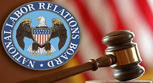 NLRB and gavel