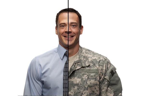 Soldier Civilian Veteran
