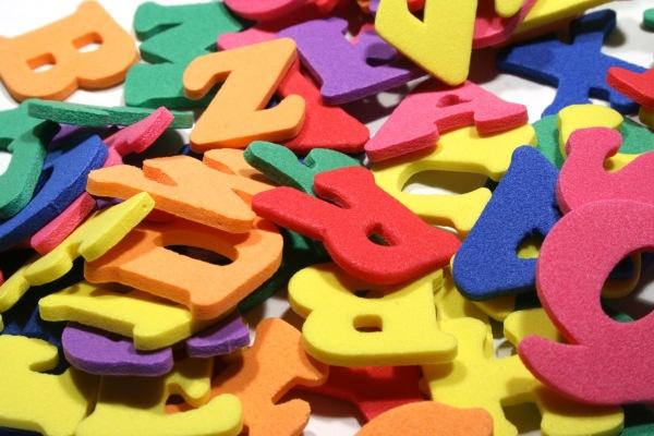 Letters jumble