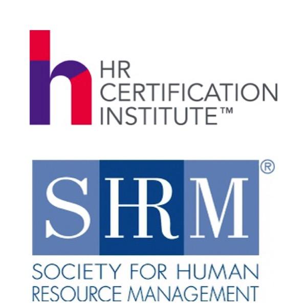 HRCI SHRM Logo s